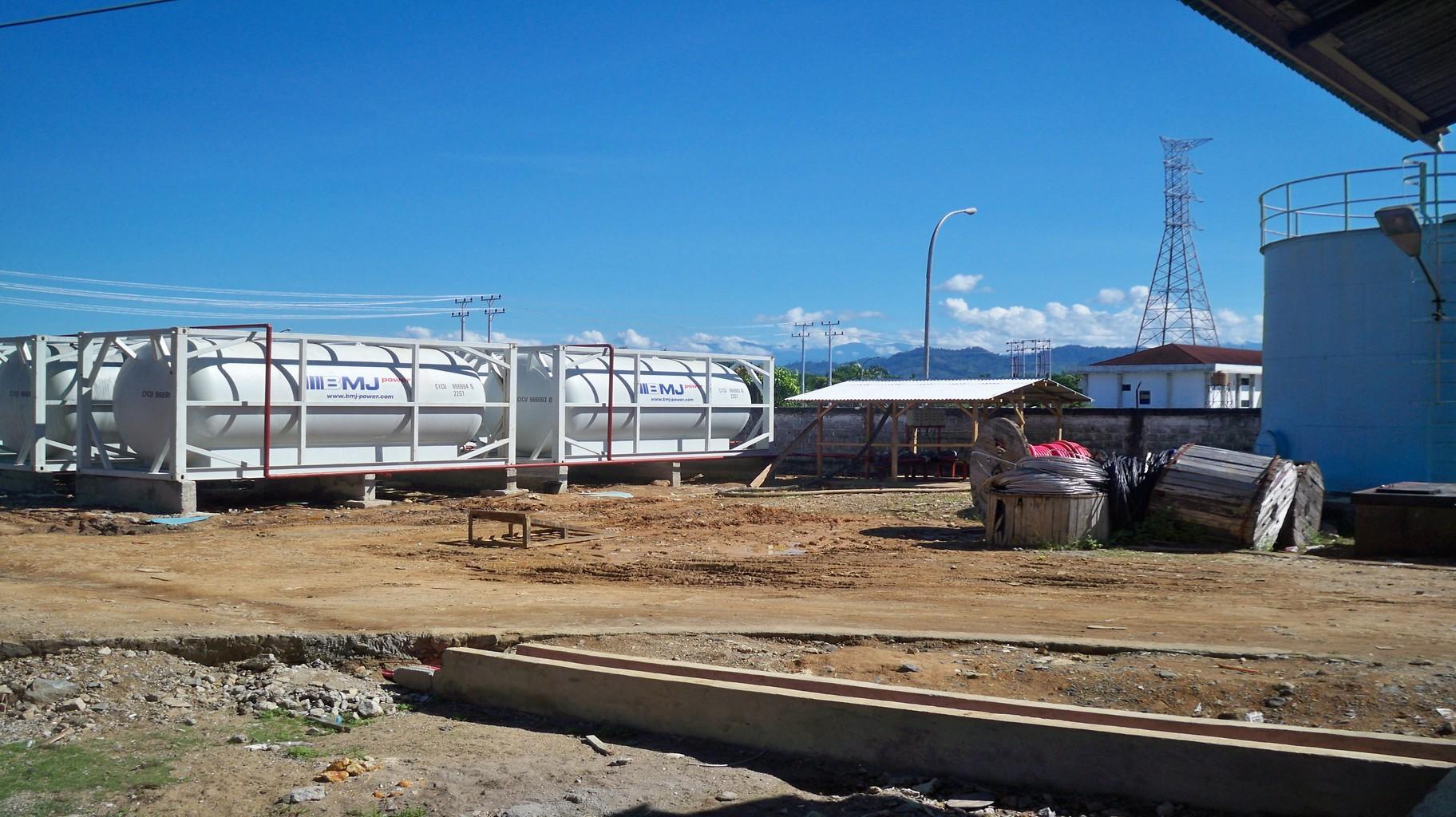Padang Project