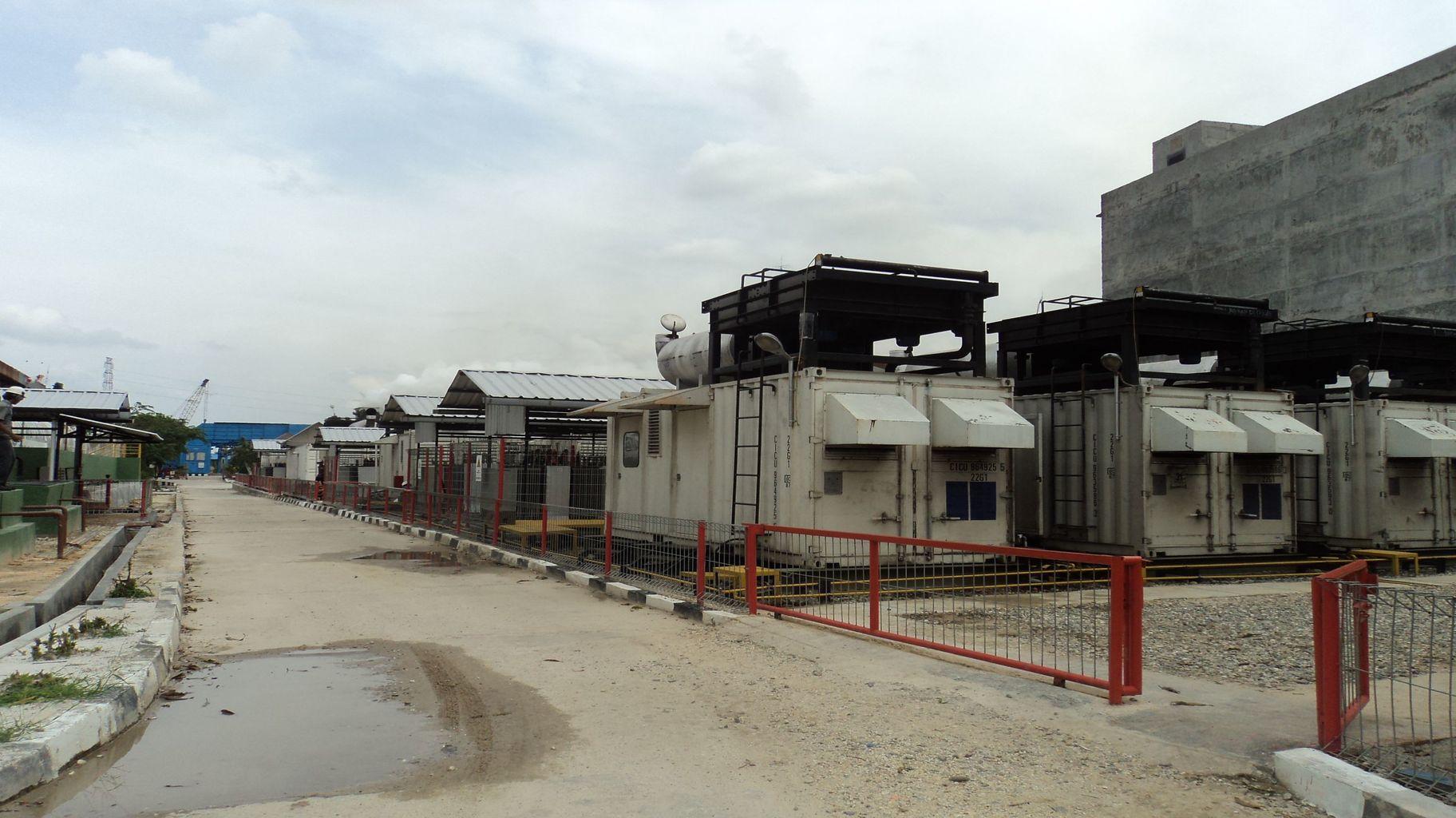 Teluk Lembu Project