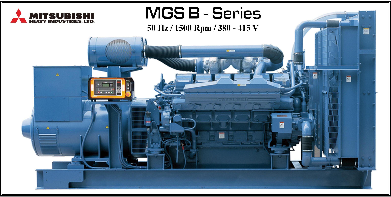 MGS B Series