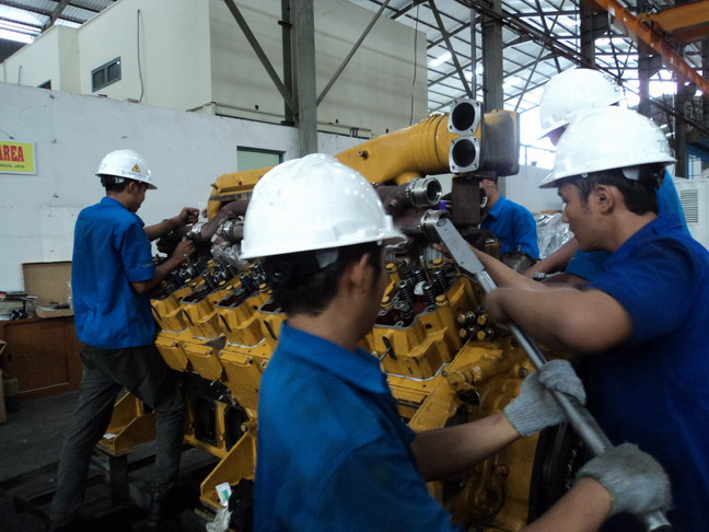 Services at Our Factory