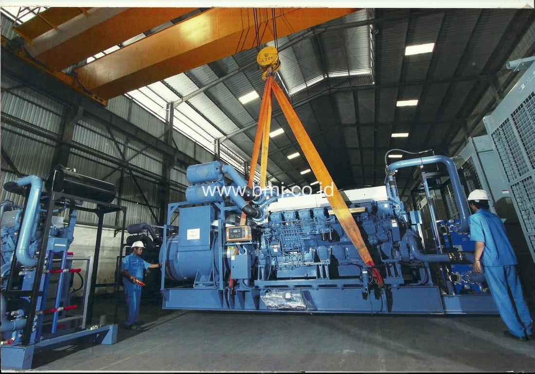MGS Generator Set