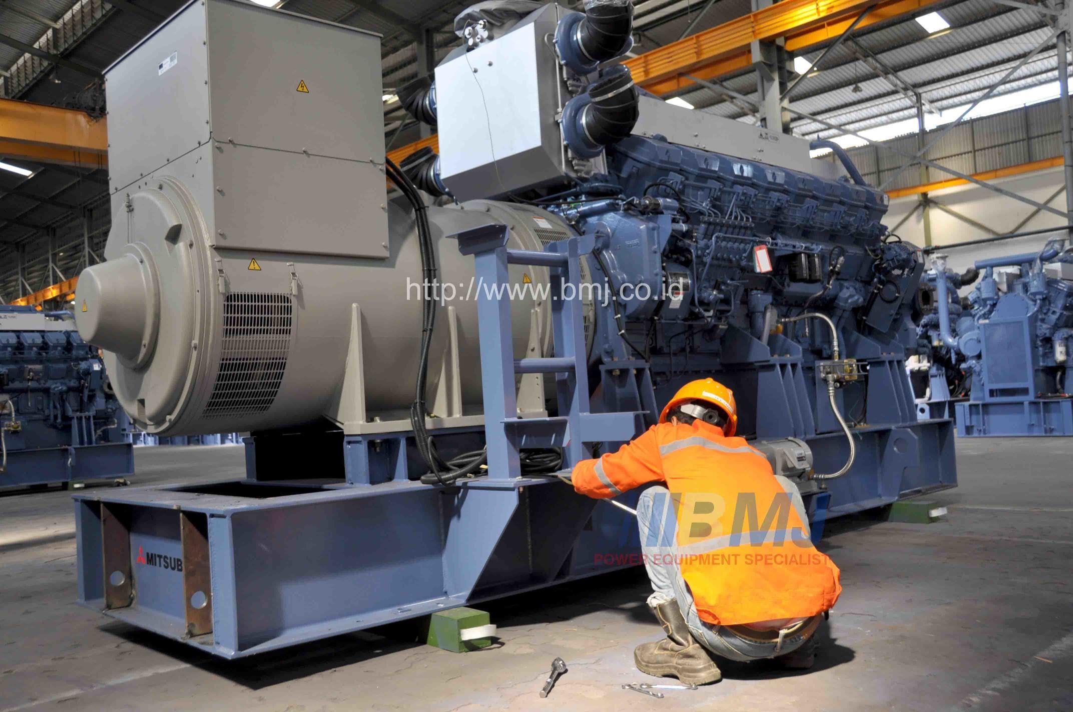 Generator Set  1740 kVA