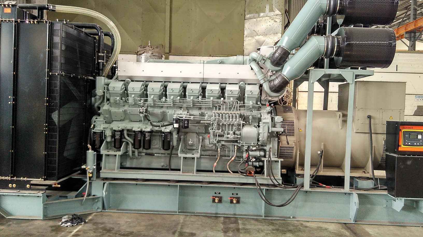 PT. Yakult Indonesia 1536 kW
